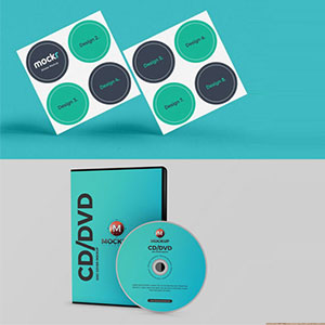 CD Sticker Printing Chennai