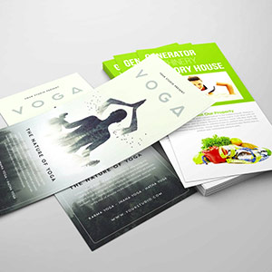 Flyer Printing in India