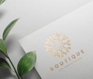 Imported sheet letterhead printing