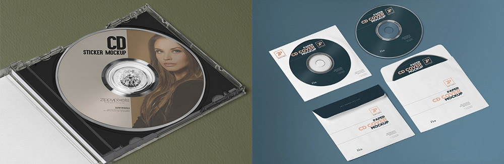 CD Sticker Printing in Chennai